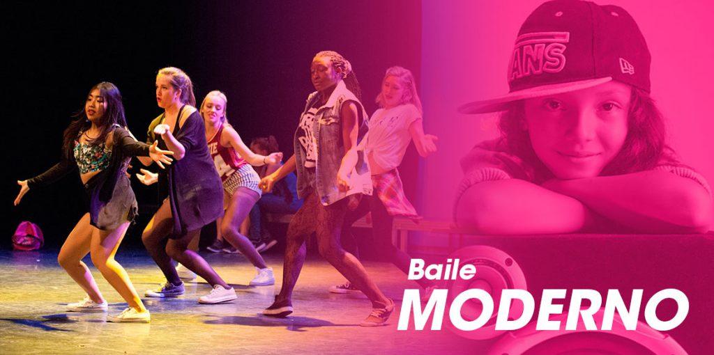 Baile Moderno
